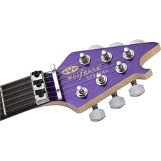EVH EVH Wolfgang Special Ebony - Deep Purple Metallic