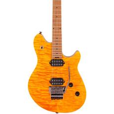EVH EVH Wolfgang WG Standard Quilt Maple - Transparent Amber
