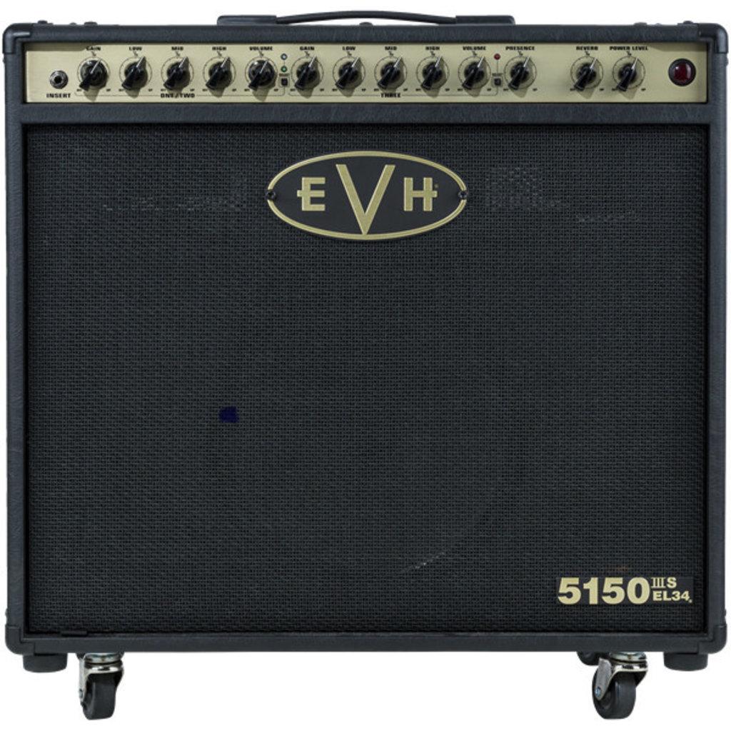 EVH EVH 5150III 50w EL34 1x12 Combo Amplifier