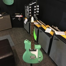 Consignment Airline Mandola Seafoam Green