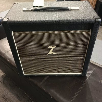 Consignment Used Dr. Z 1x10 Eminence Red Coat Speaker