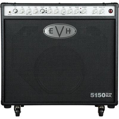 EVH EVH 5150III 50w 6L6 112 Combo Amplifier Black