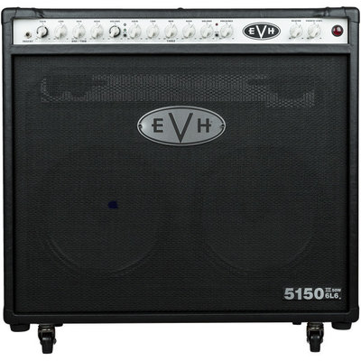 EVH EVH 5150III 50W 6L6 212 Combo Amplifier Black