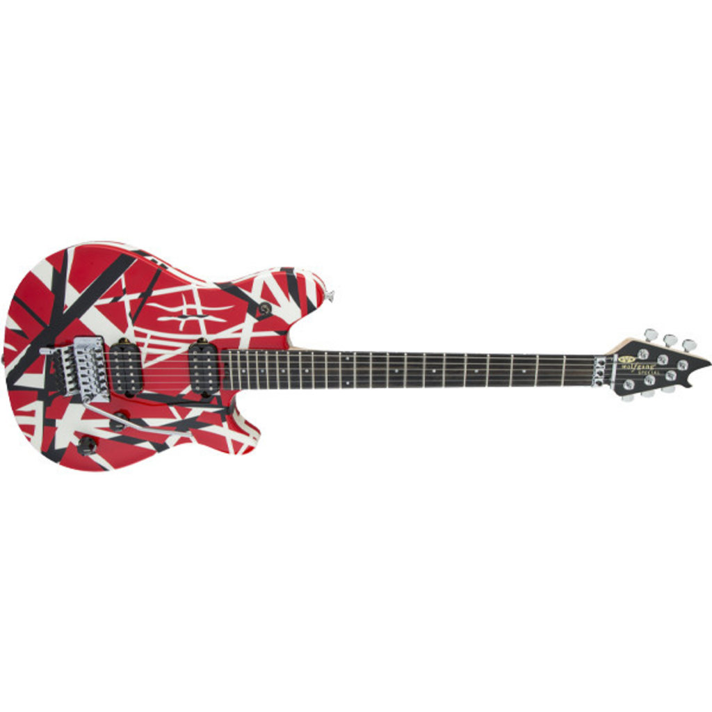 EVH EVH Wolfgang Special Striped