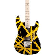 EVH EVH Striped Series - Black w/Yellow Stripes