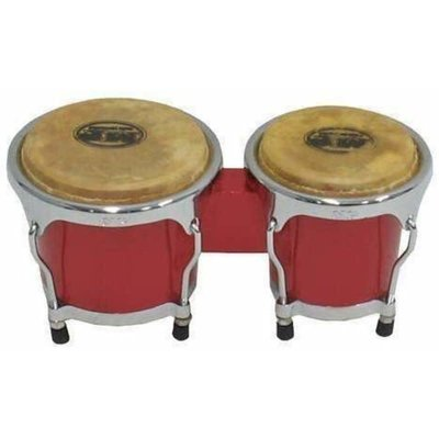Mano Percussion Mini Bongos MP560 Red