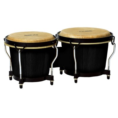 "Tycoon Bongos  6"" and 7"" TB-8 Black"