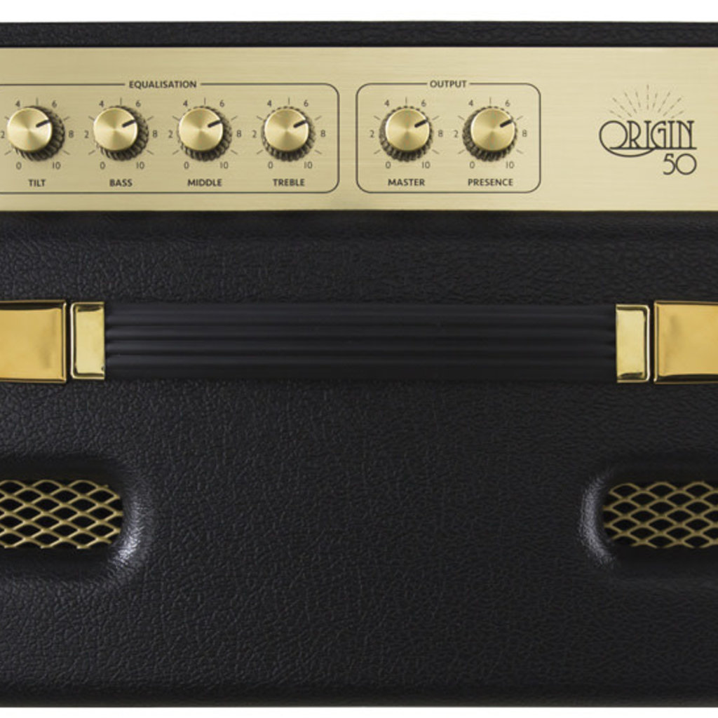 Marshall Marshall Origin 50W Combo tube amp