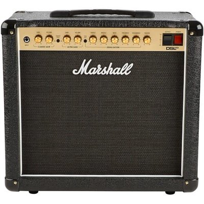 Marshall Marshall DSL 20CR All tube Combo