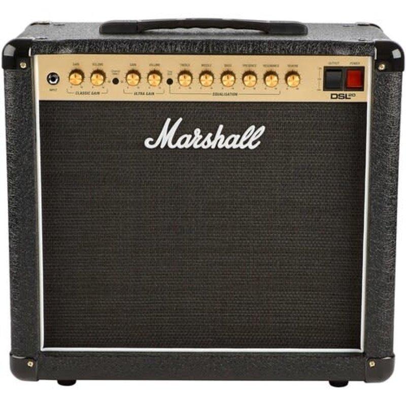 Marshall Marshall DSL 20CR All tube Combo