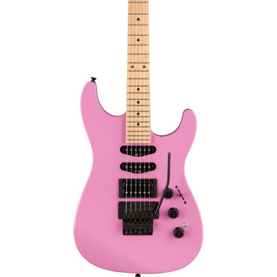 Fender Fender HM Stratocaster - Flash Pink