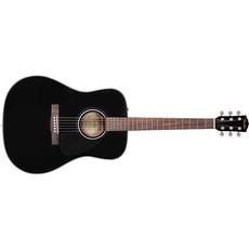 Fender Fender CD60 V3 Dreadnaught w/Case - Black