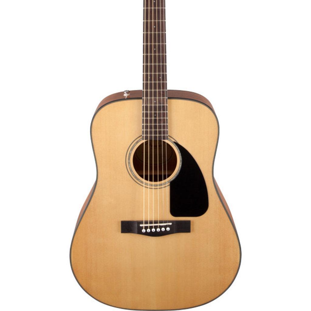 Fender Fender CD60 V3 Dreadnaught w/Case - Natural