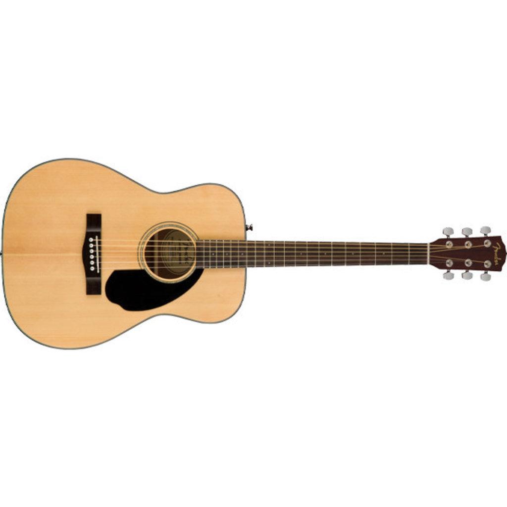 Fender Fender CC60S Acoustic - Natural