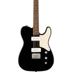 Fender Squier Paranormal Baritone Carbonita Tele - Black