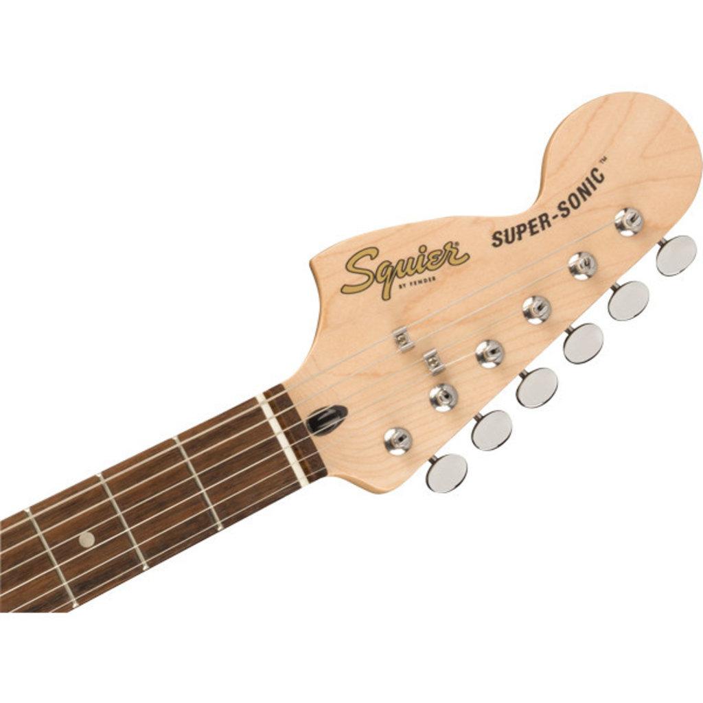 Fender Fender Paranormal Super Sonic - Ice Blue Metallic