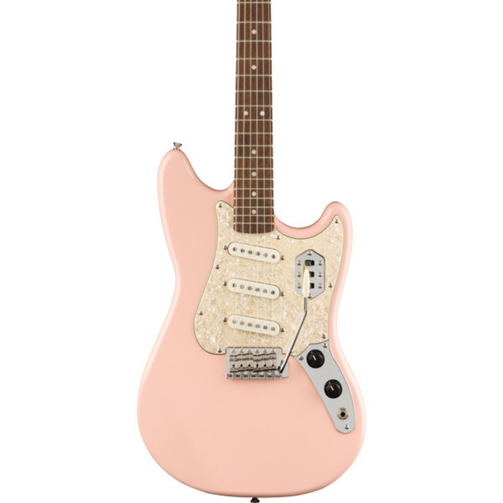 Fender Squier Paranormal Cyclone - Shell Pink