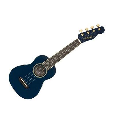 Fender Fender Grace Vanderwaal Moonlight Ukulele Bue