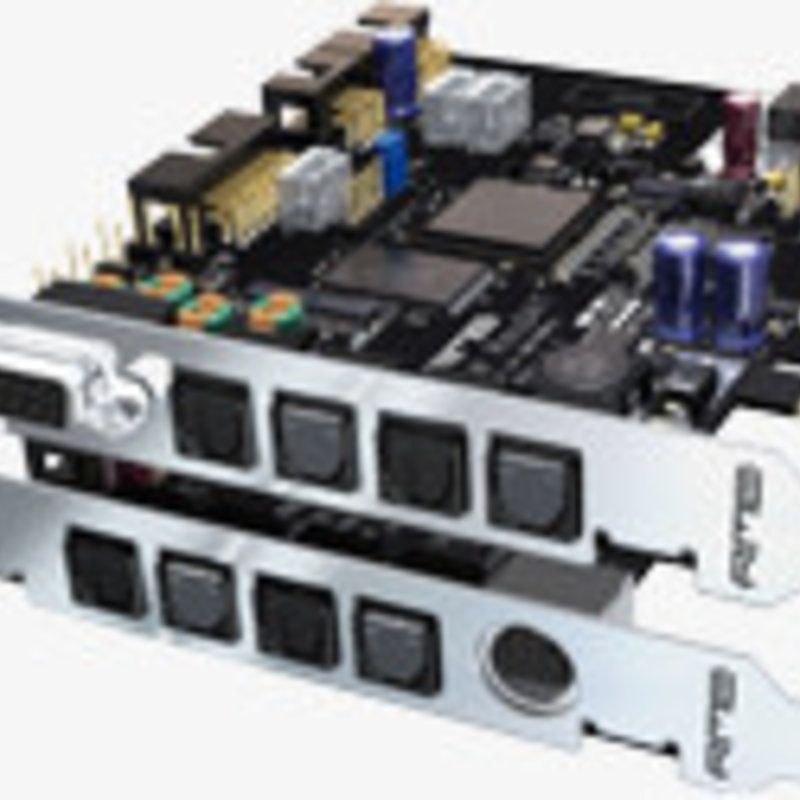 RME RME - Raydat 72-Channel PCI Express Card with ADAT, SPDIF and AES I/O