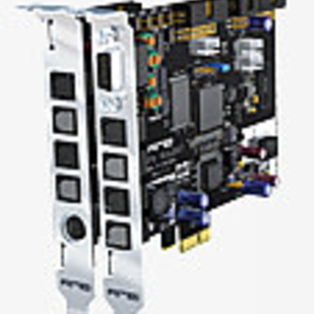 RME - Raydat 72-Channel PCI Express Card with ADAT, SPDIF and AES I/O