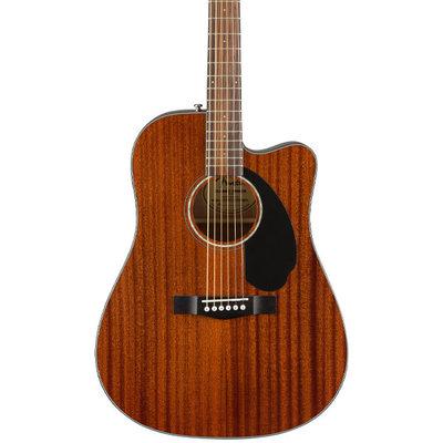 Fender Fender CD60SCE All Mahogany Acoustic