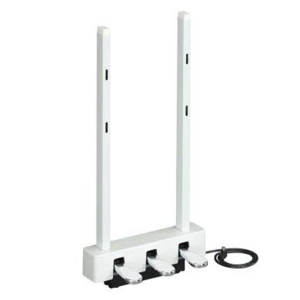 Yamaha Yamaha LP1 WH Pedal Unit White for P125 and P515