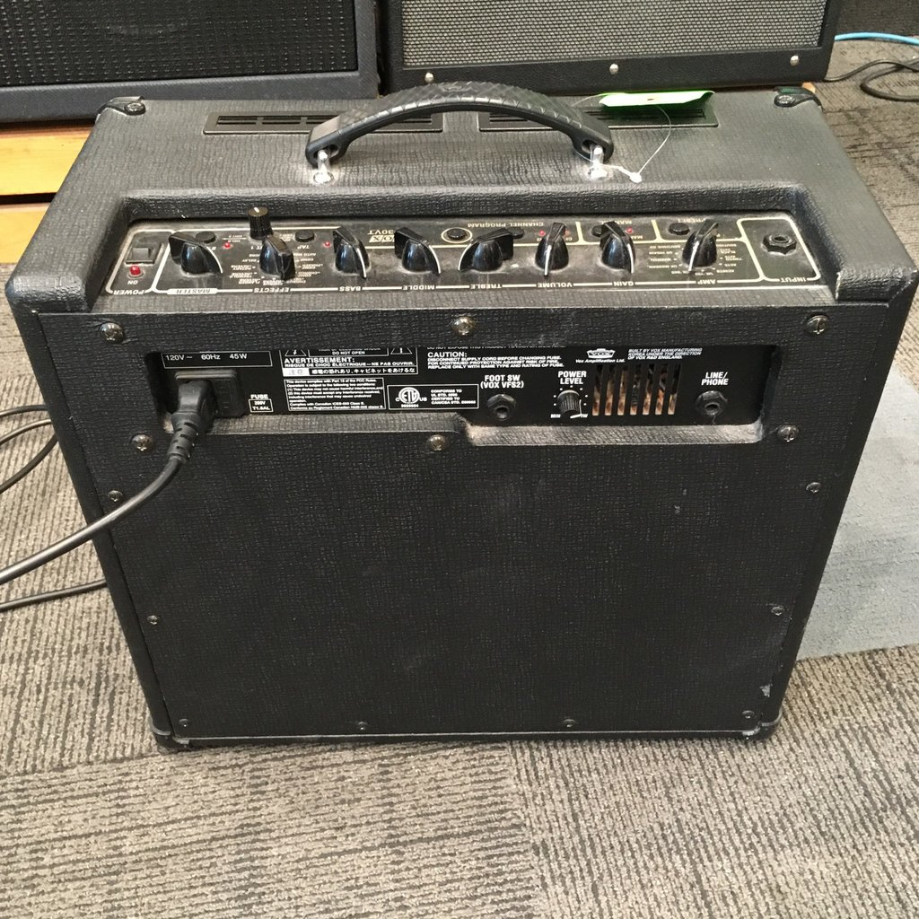 Vox Consignment/Used Vox AD30VT Amplifier