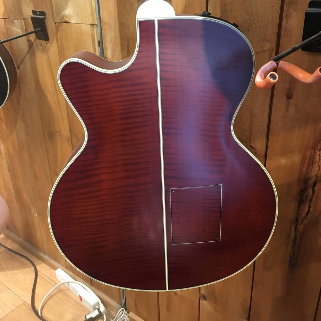 Consignment Consignment Takamine TB-10 Fretless Acousic Bass - Handmade in Japan