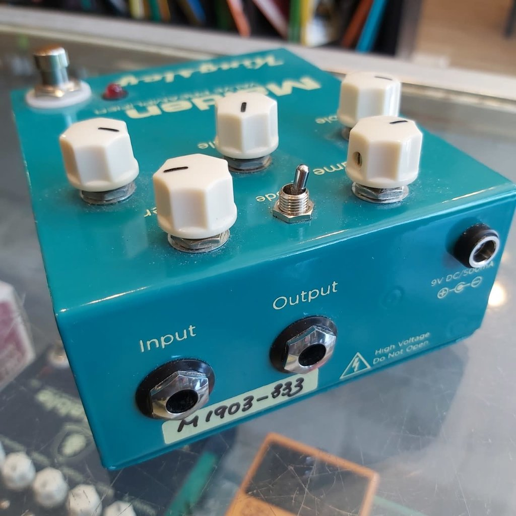 Consignment Consigment Kingsley Maiden Valve Preamplifier Pedal