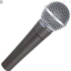 Shure Shure SM58-LC Cardiod Dynamic Microphone