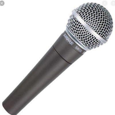 Shure SM58-LC Cardiod Dynamic Microphone