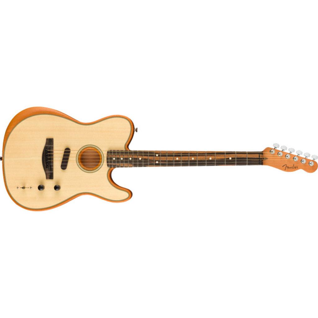 Fender Fender Acoustasonic Strat Natural w/Bag