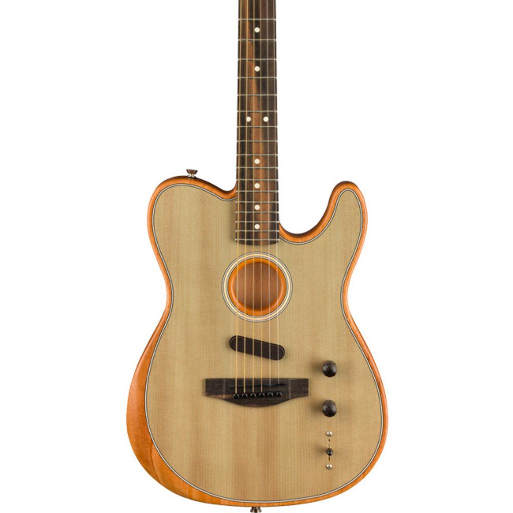 Fender Fender Acoustasonic Tele Sonic Gray w/Bag