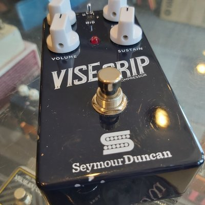 Consignment Consigment  Seymour Duncan Vise Grip Compressor