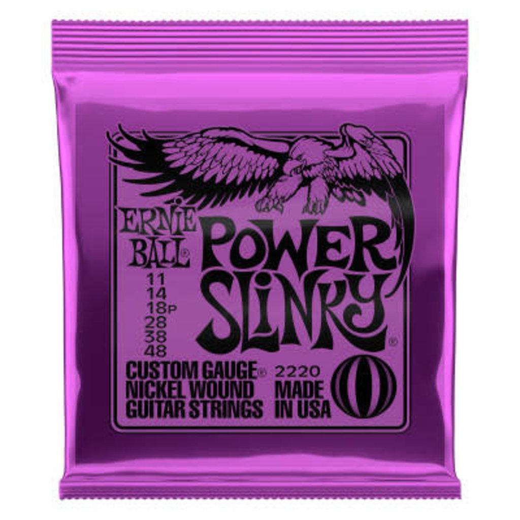 Ernie Ball Ernie Ball Power Slinky 11-48 2220
