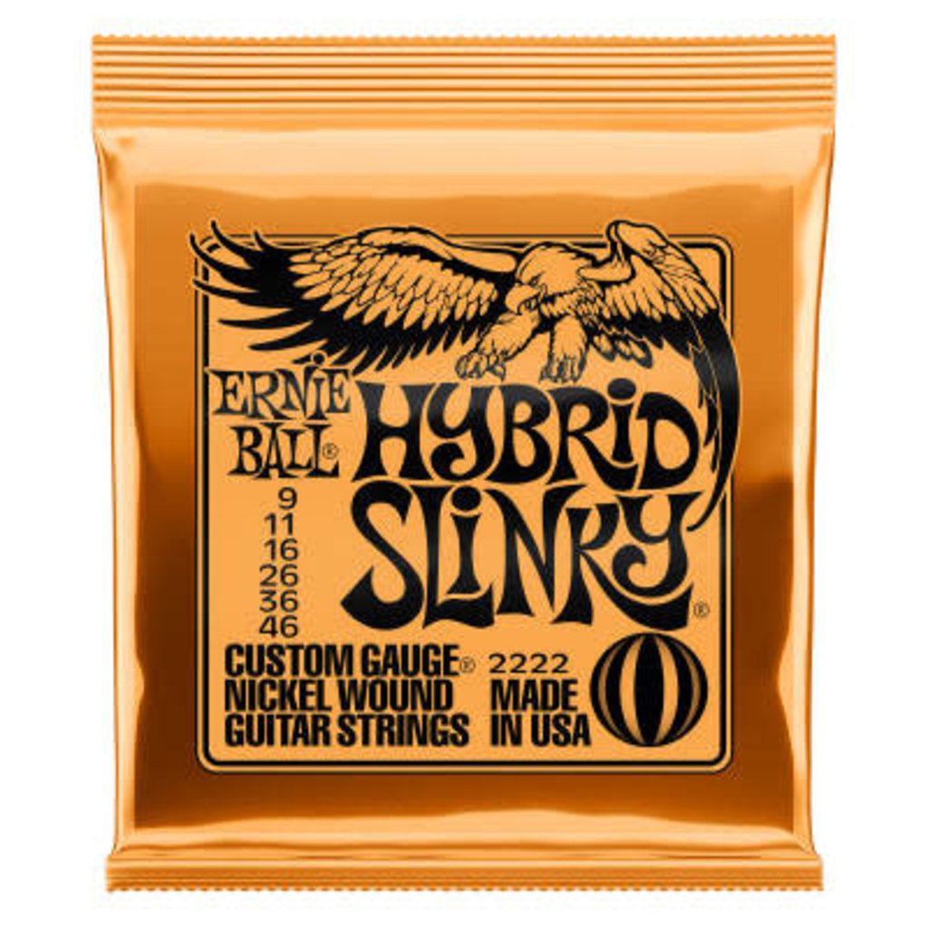 Ernie Ball Ernie Ball Hybrid Slinky 9-46 2222