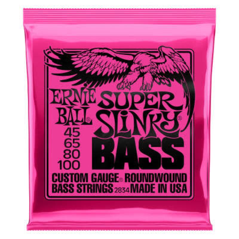 Ernie Ball Ernie Ball Super Slinky Bass  45-100  2834