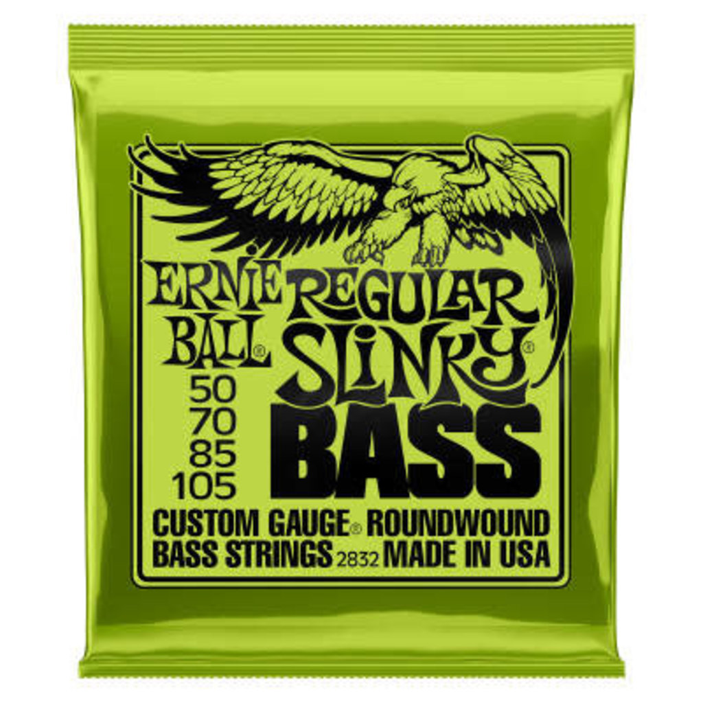 Ernie Ball Ernie Ball Bass Slinky 50-105 2832