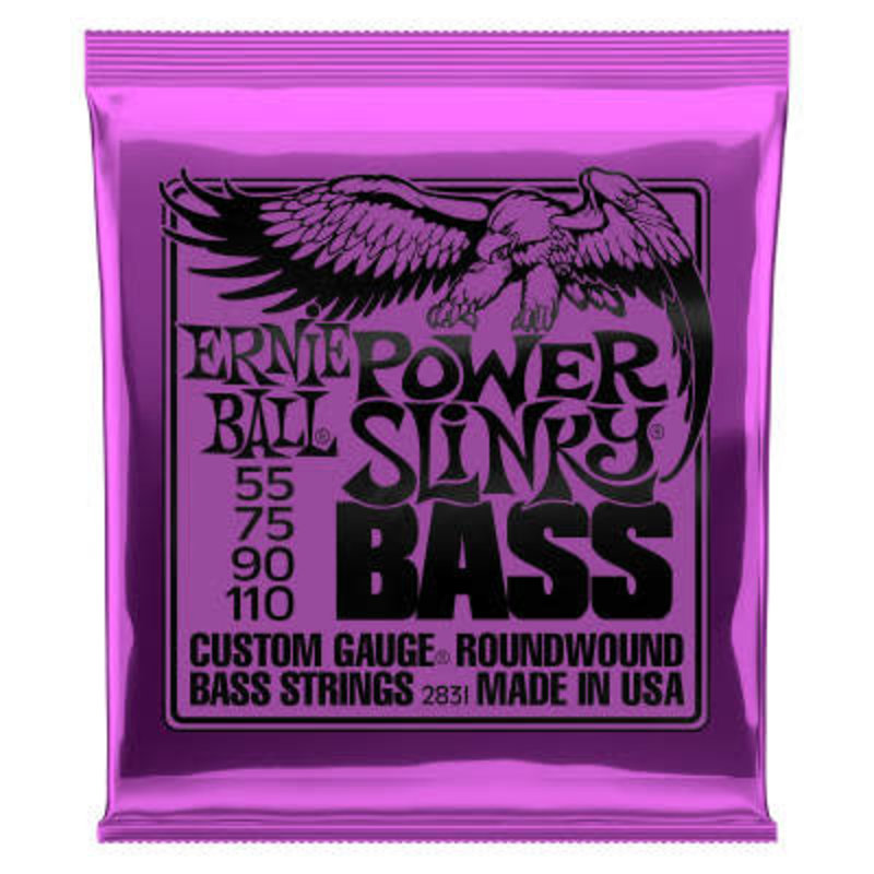Ernie Ball Ernie Ball Power Slinky Bass  55-110