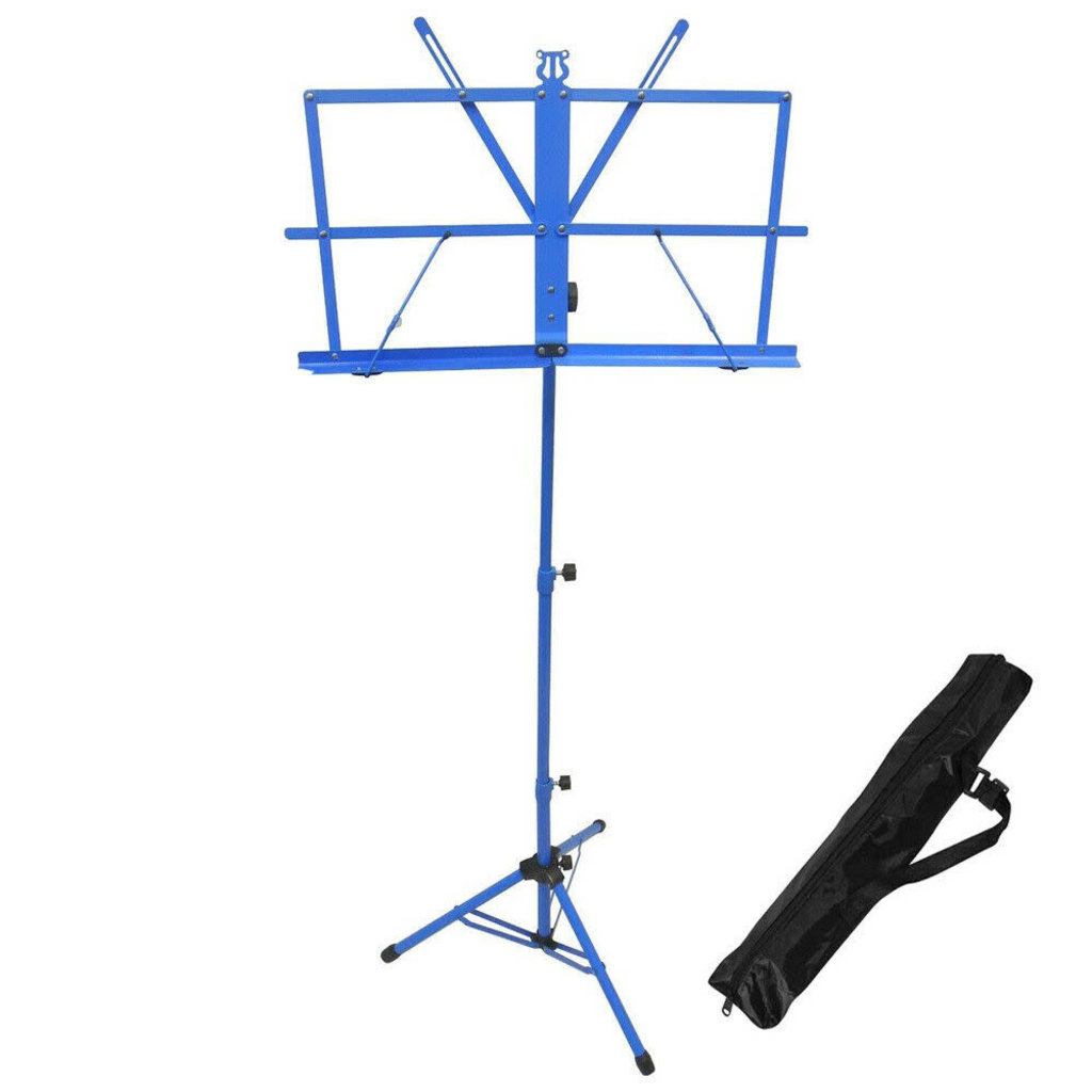 Small Music Stand ST-SMS1X-BLUE