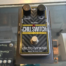 Electro-Harmonix Consignment/Used EH Chill Switch Pedal