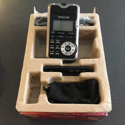 Consignment/Used Tascam DR-2D