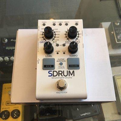 Digitech Digitech SDRUM Strummable Drums Pedal (Demo Model)