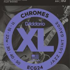 D'addario D'Addario Ecg24 Chromes
