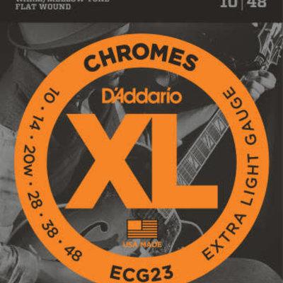D'addario D'Addario Ecg23 Chromes