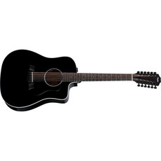Taylor Guitars Taylor 250ce Blk Dlx 12 string