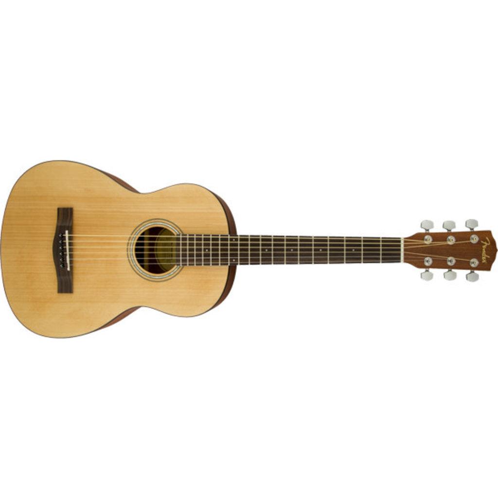 """Fender Fender FA-15 3/4"""" Acoustic Guitar (with bag)"""