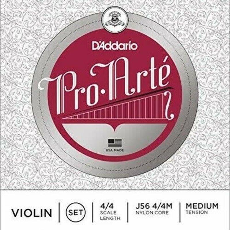 D'addario D'Addario  J56 4/4 VIOLIN STRINGS