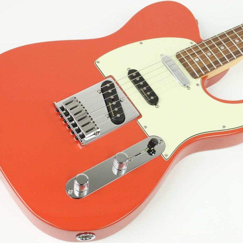 Fender Fender Deluxe Nashville Telecaster PF - Fiesta Red