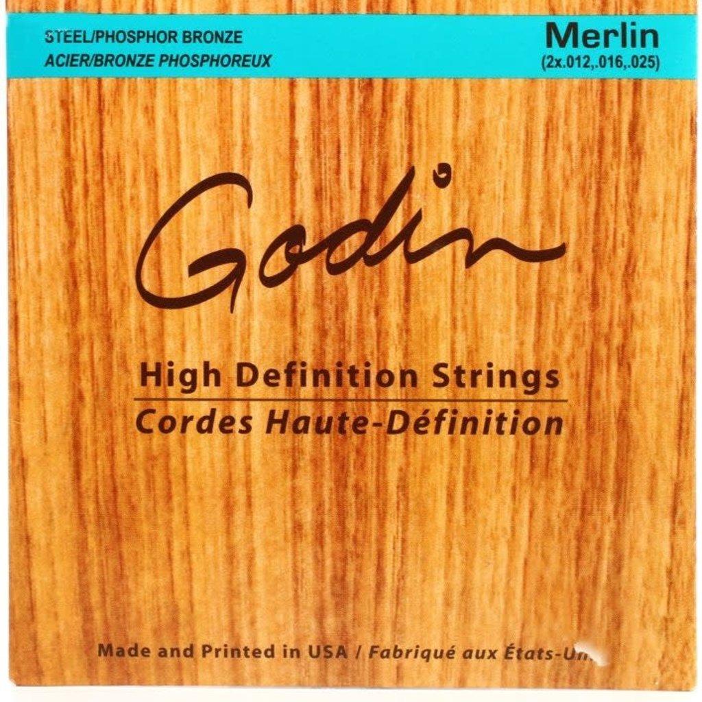 Godin M4 High Defininition Strings